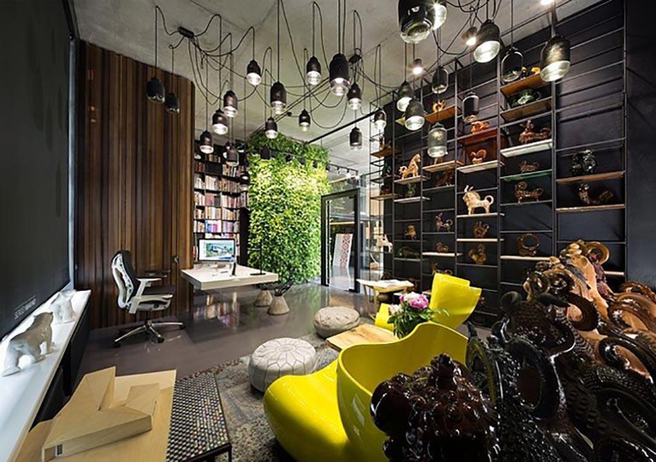 bureau design pour des agences de conceptions cr atives design feria. Black Bedroom Furniture Sets. Home Design Ideas