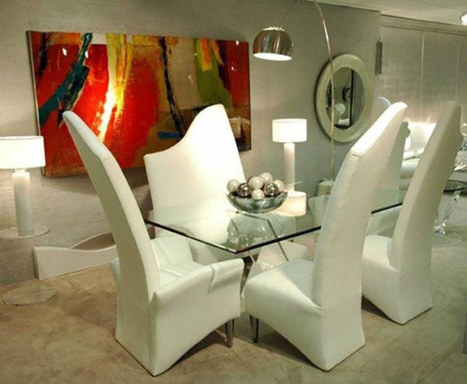 Decor Chic Et Artistique Moderne Avec Ces Chaises Design Unique