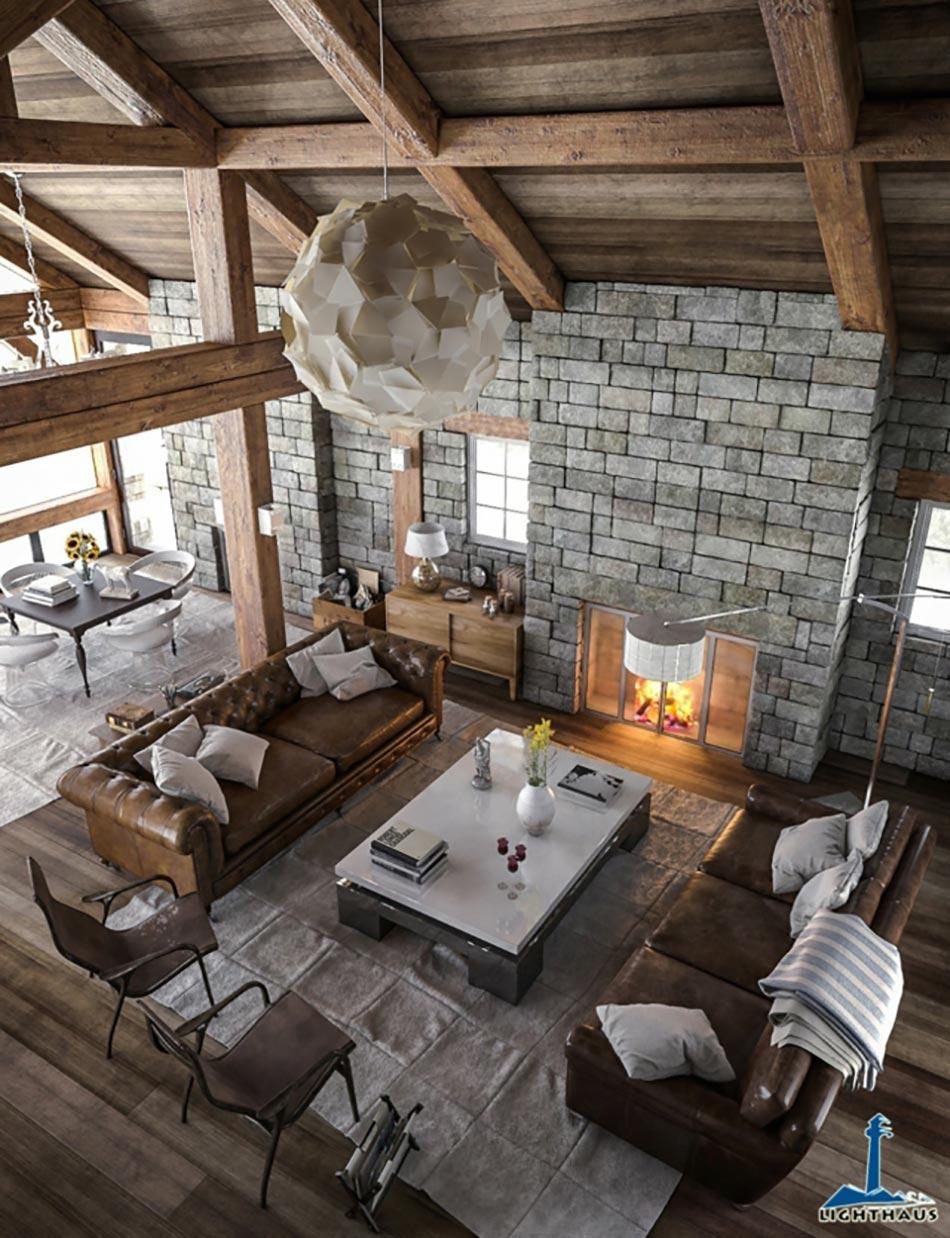 Mobilier Pour Chalet Montagne meubles rustiques pour une ambiance proche de la nature