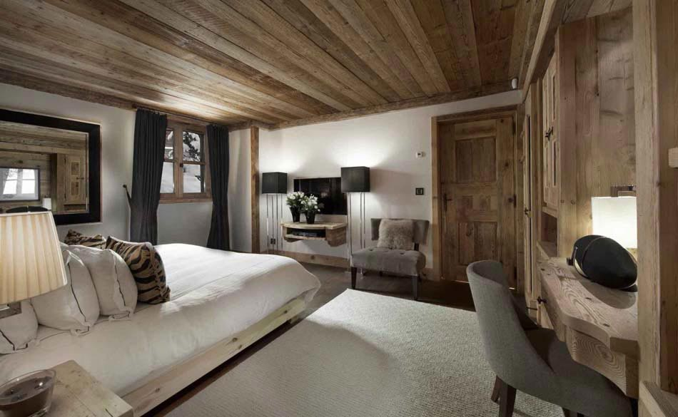 chalet de luxe m ribel pour des vacances d hiver. Black Bedroom Furniture Sets. Home Design Ideas