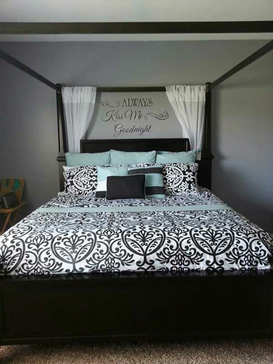 16 sources d inspiration design pour votre chambre coucher for Decor pour chambre a coucher