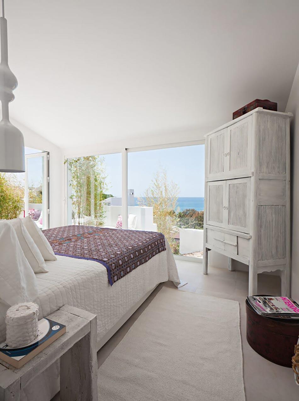 Magnifique villa de luxe sur la c te espagnole design feria - Interieur minimaliste villa de vacances block ...