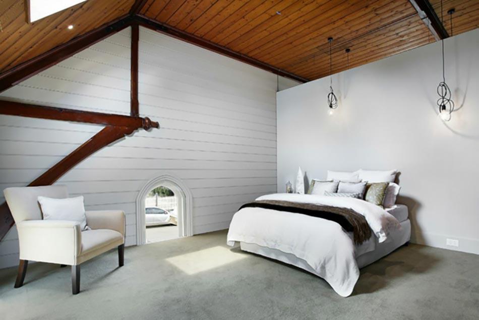 Int rieur moderne et original l aide de miroir d coratif - Miroir dans chambre a coucher ...