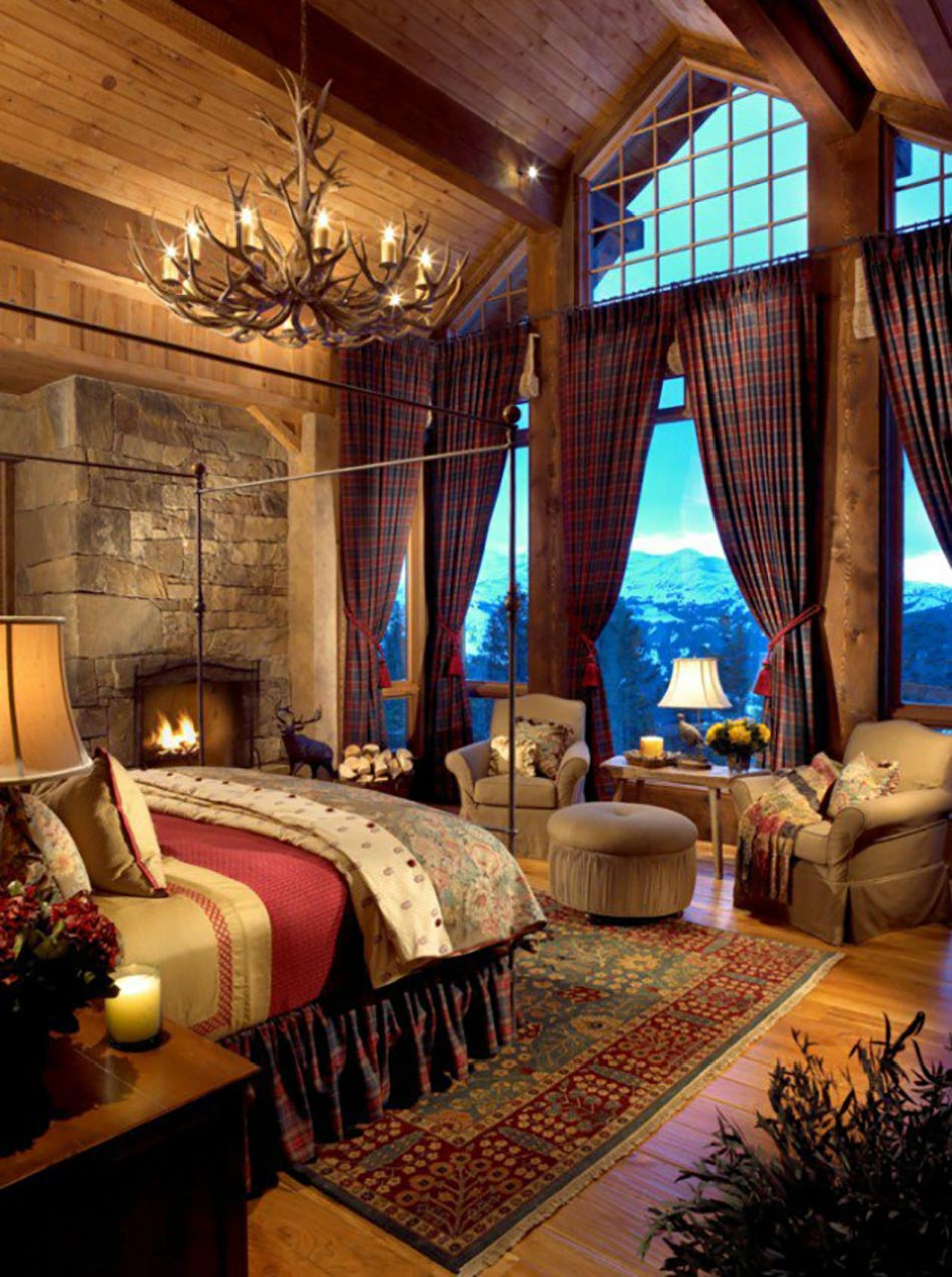 Photo Interieur Chalet Montagne Awesome Lit Style Chalet Best Of