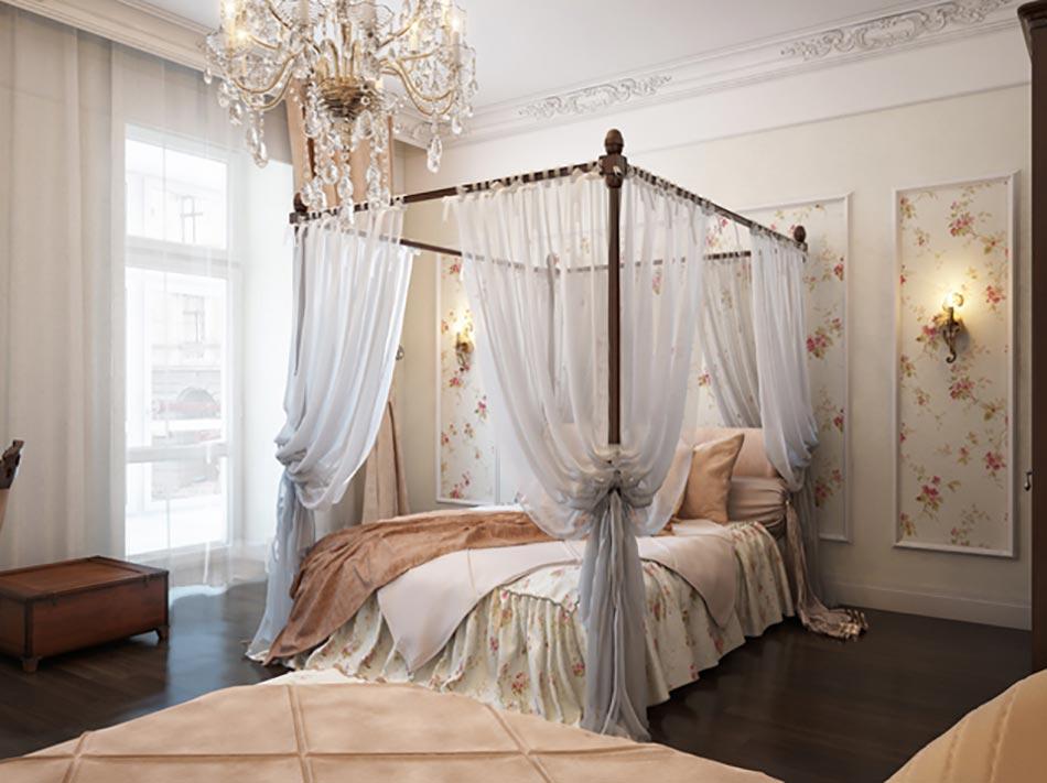 La touche féminine pour une chambre déco unique | Design Feria