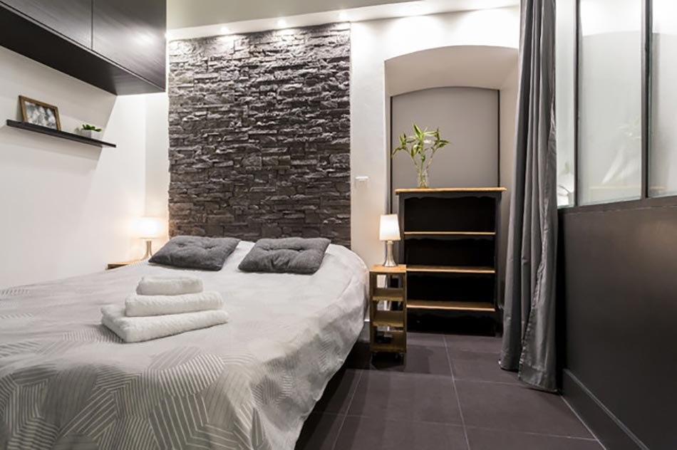 D co chambre adulte epuree Style deco maison