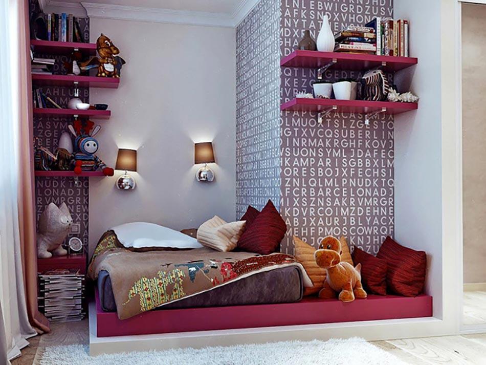 chambre moderne femme la touche fminine pour une chambre dco unique design feria - Chambre Moderne Femme