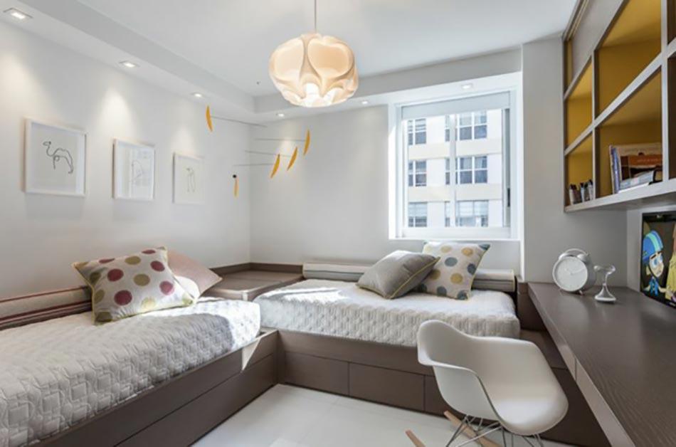 bel appartement de vacances au design intrieur moderne design sparer une chambre en deux pour enfant - Saparer Une Chambre En Deux Pour Enfant