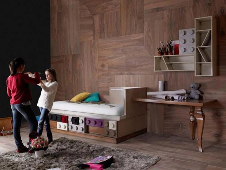 meuble design chambre mobilier design enfant. Black Bedroom Furniture Sets. Home Design Ideas