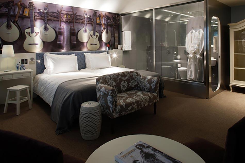 Lx boutique h tel lisbonne au c ur de la ville design for Chambre hotel design