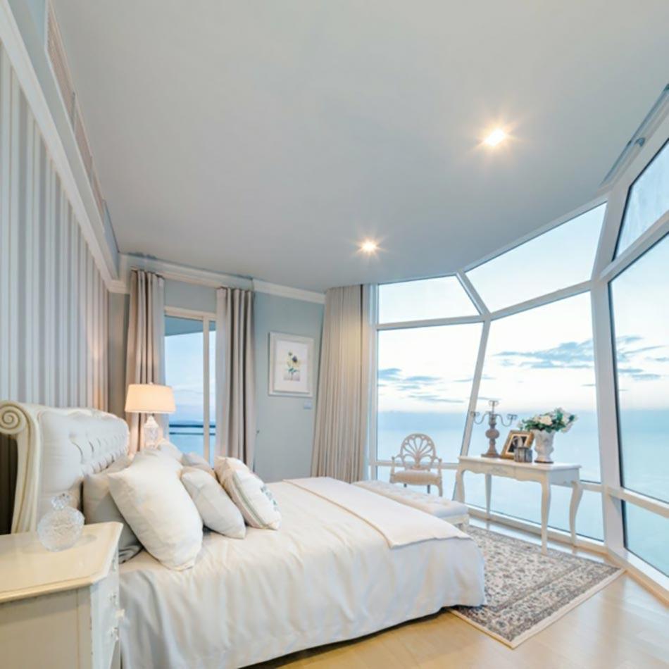 Magnifiques chambres avec une belle vue couper le souffle design feria for Photos des chambres