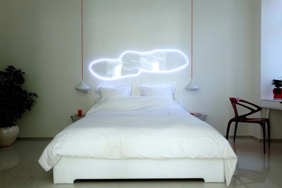 Un design original aux idées créatives pour ce bel appartement de ...