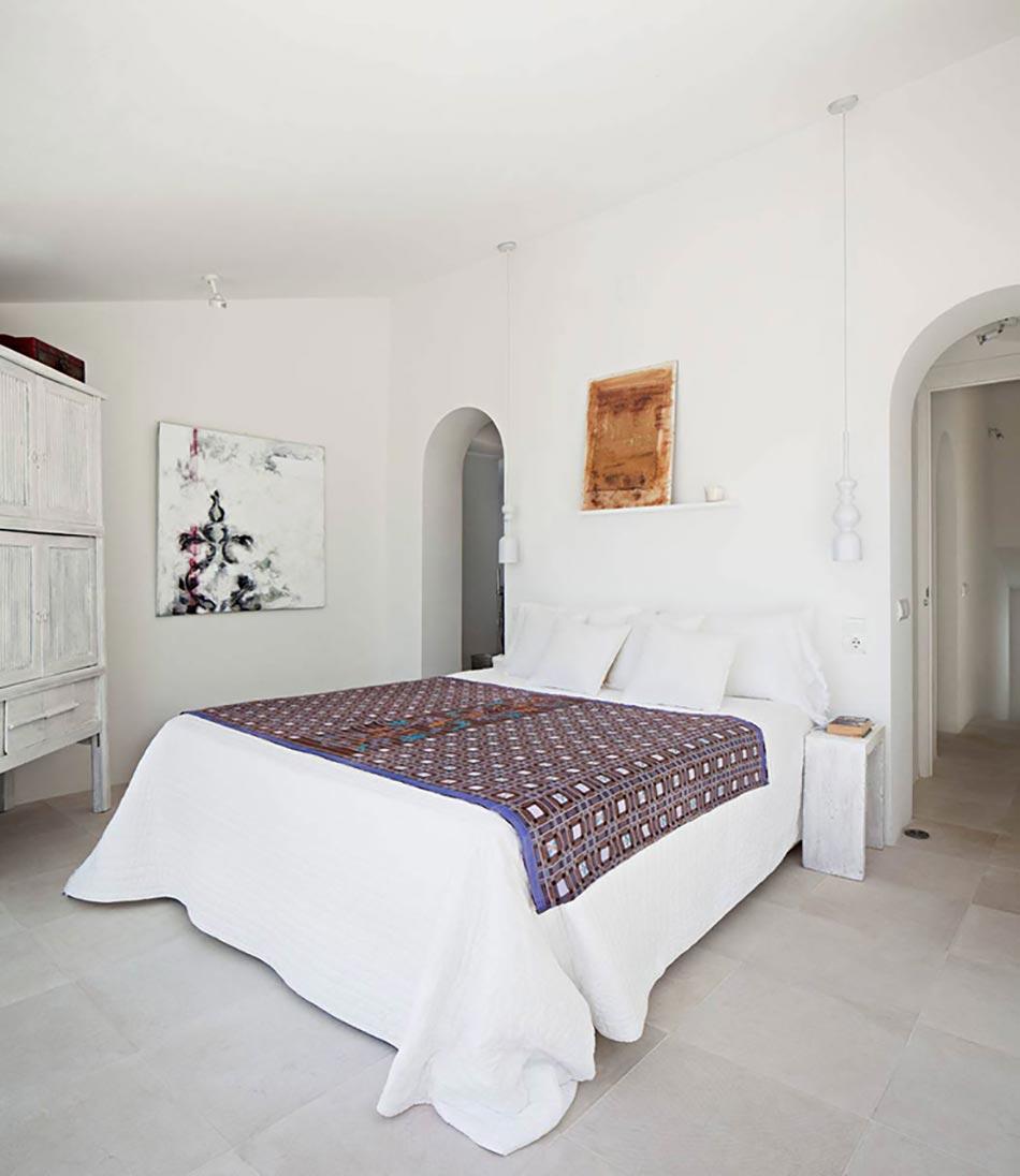 Design intérieur minimaliste mais stylé de cette villa de luxe