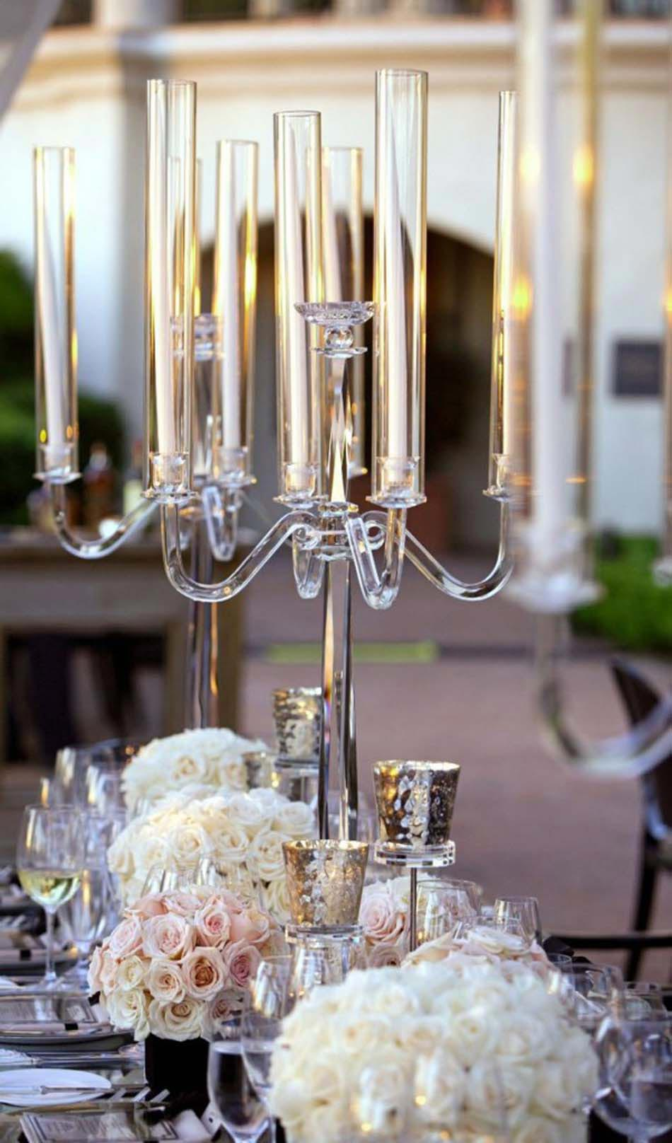 Chandelier design un accessoire ind modable plein de for Chandelier centre de table