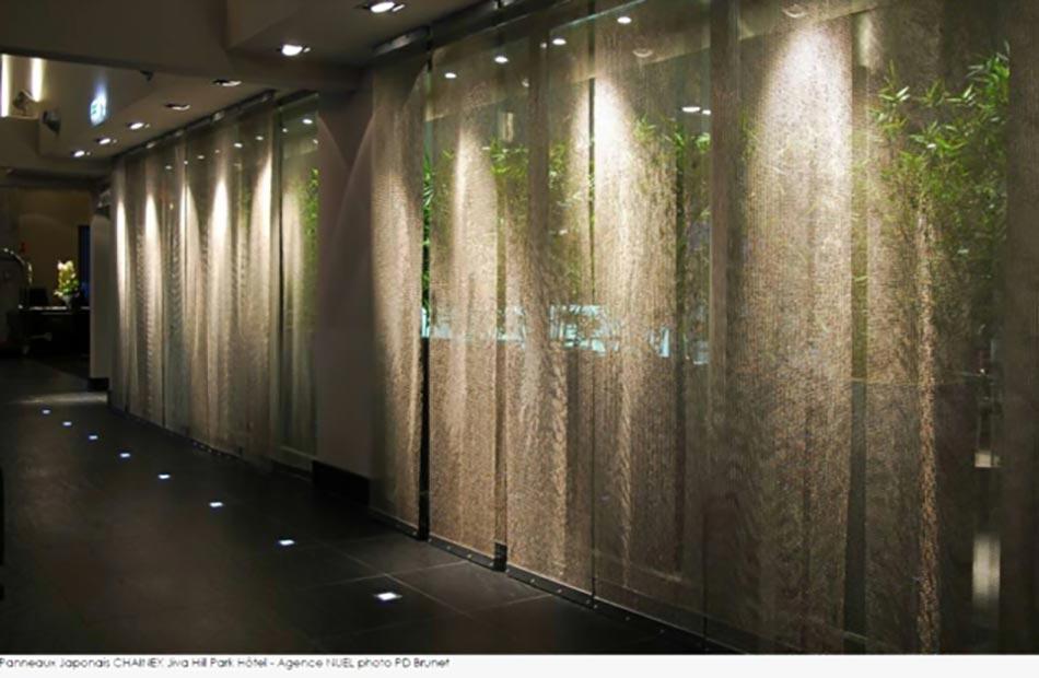 panneaux japonais pour une ambiance d int rieur unique design feria. Black Bedroom Furniture Sets. Home Design Ideas