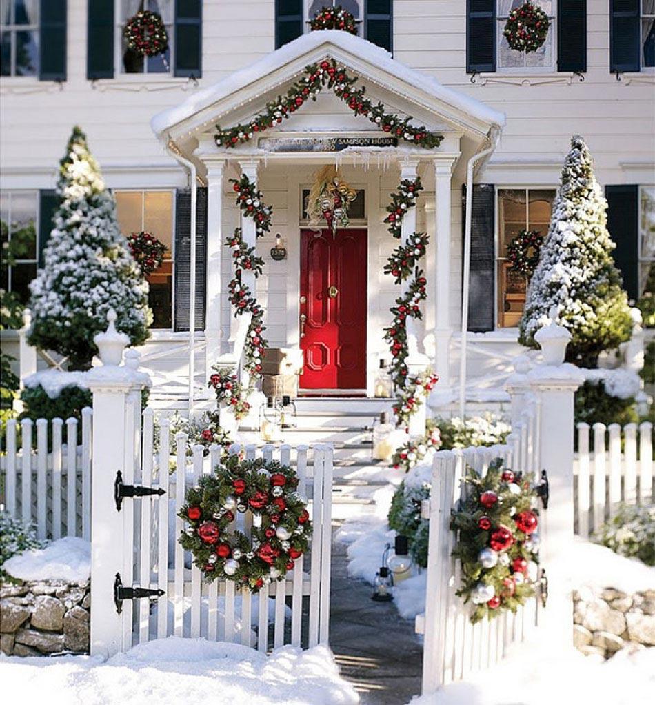Belles inspirations pour réaliser une décoration d\'extérieur ...