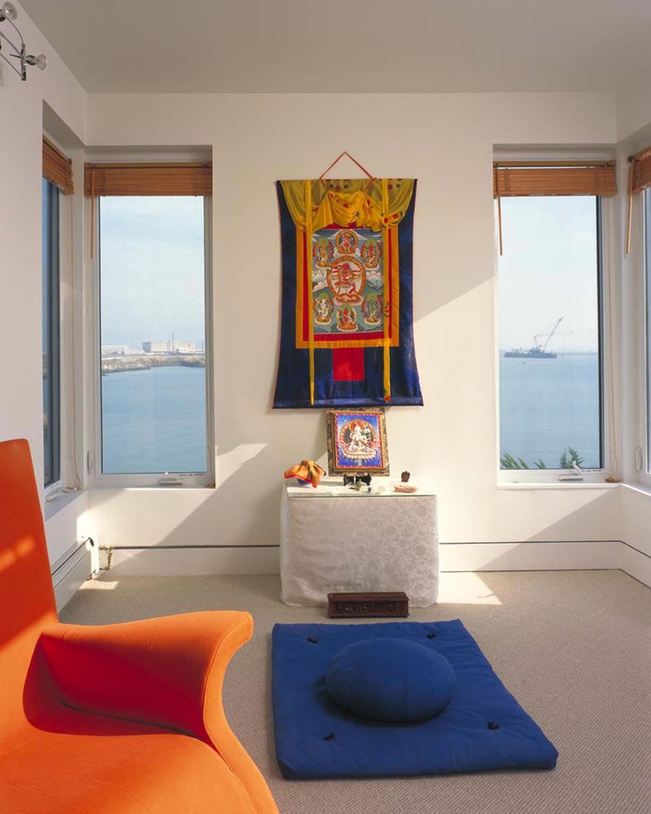Aménager Une Salle De Yoga des espaces au « zen design » spécialement créés pour la