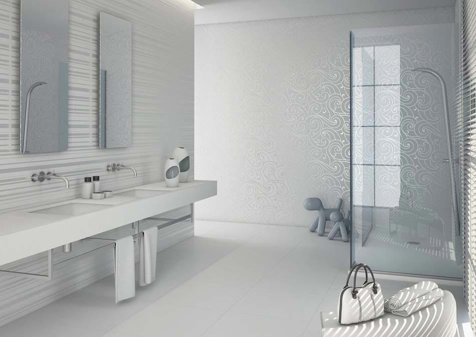 Salle de bain contemporaine l allure l gante et zen par for Belle salle de bain contemporaine