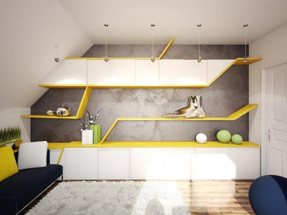 Chambre ado au design d co sympa et original design feria for Deco chambre ado garcon design