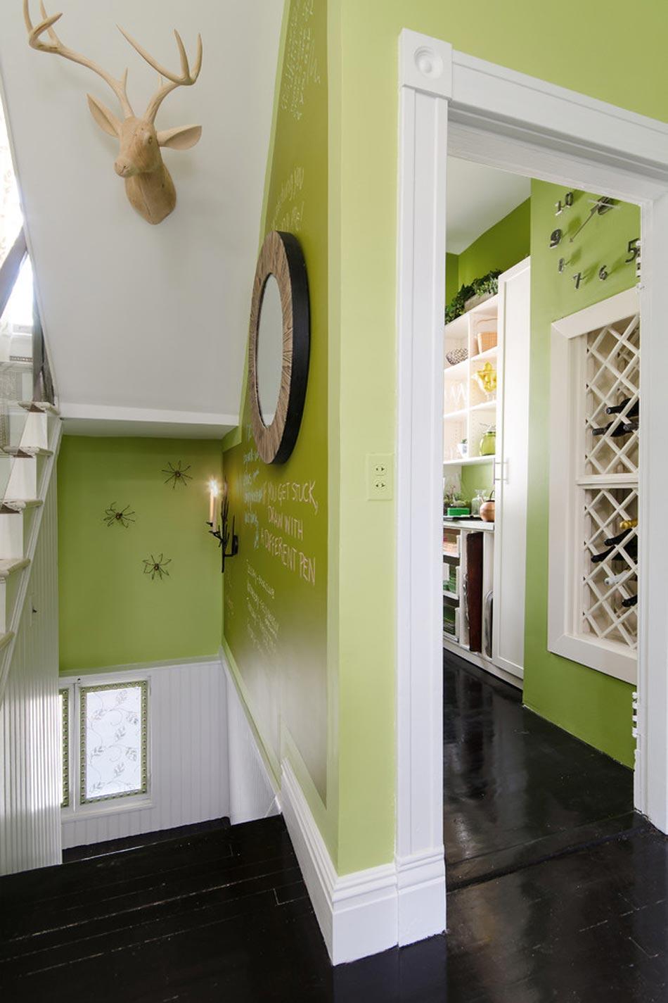Maison Peinte En Blanc Exterieur déco d'intérieur ou lorsque le citron vert s'invite à la