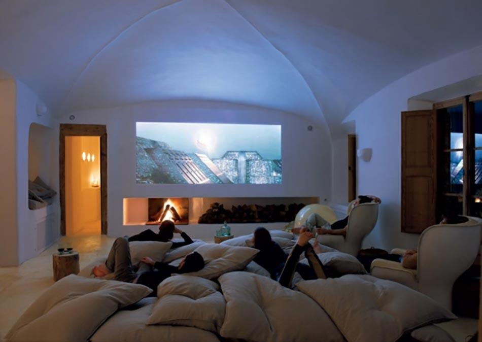 Concevoir Une Salle De Cinema Privee Design Feria