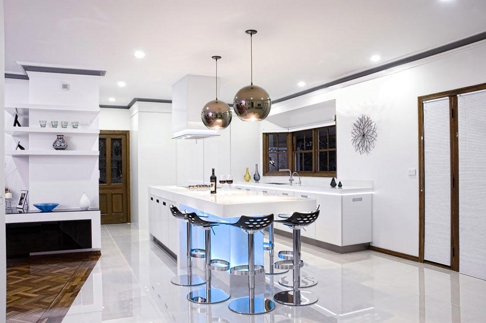 Luminaire Cuisine Led. Modern Led Pendant Lights For Living Room
