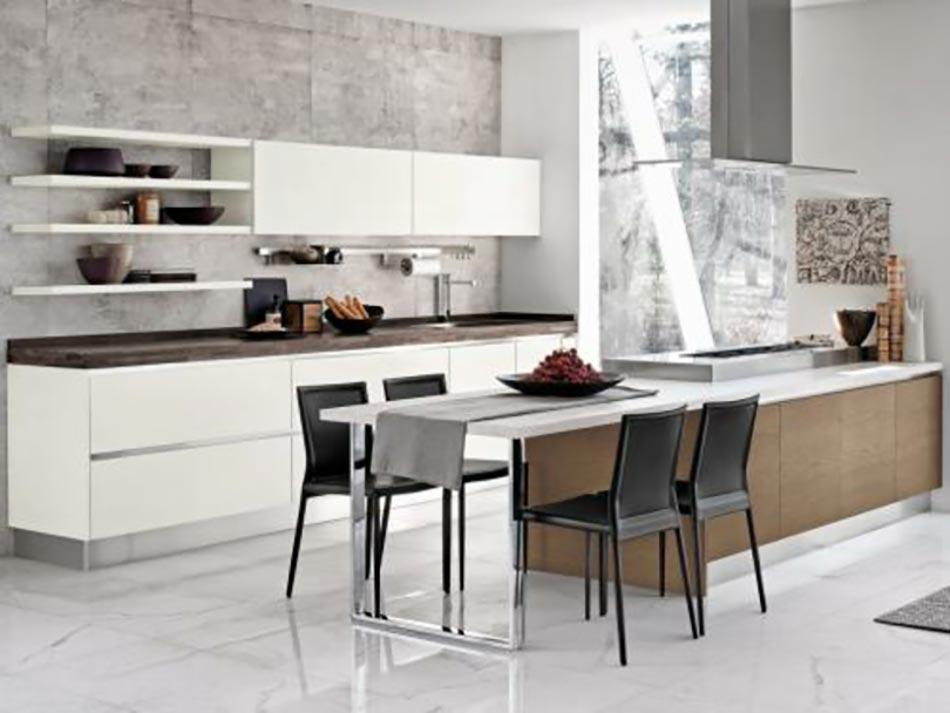 15 mod les de cuisine design italien sign s cucinelube design feria - Cuisine ouverte design ...