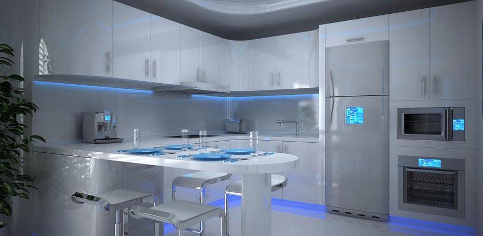 L clairage led une pr cieuse astuce luminaire pour - Eclairage pour cuisine moderne ...