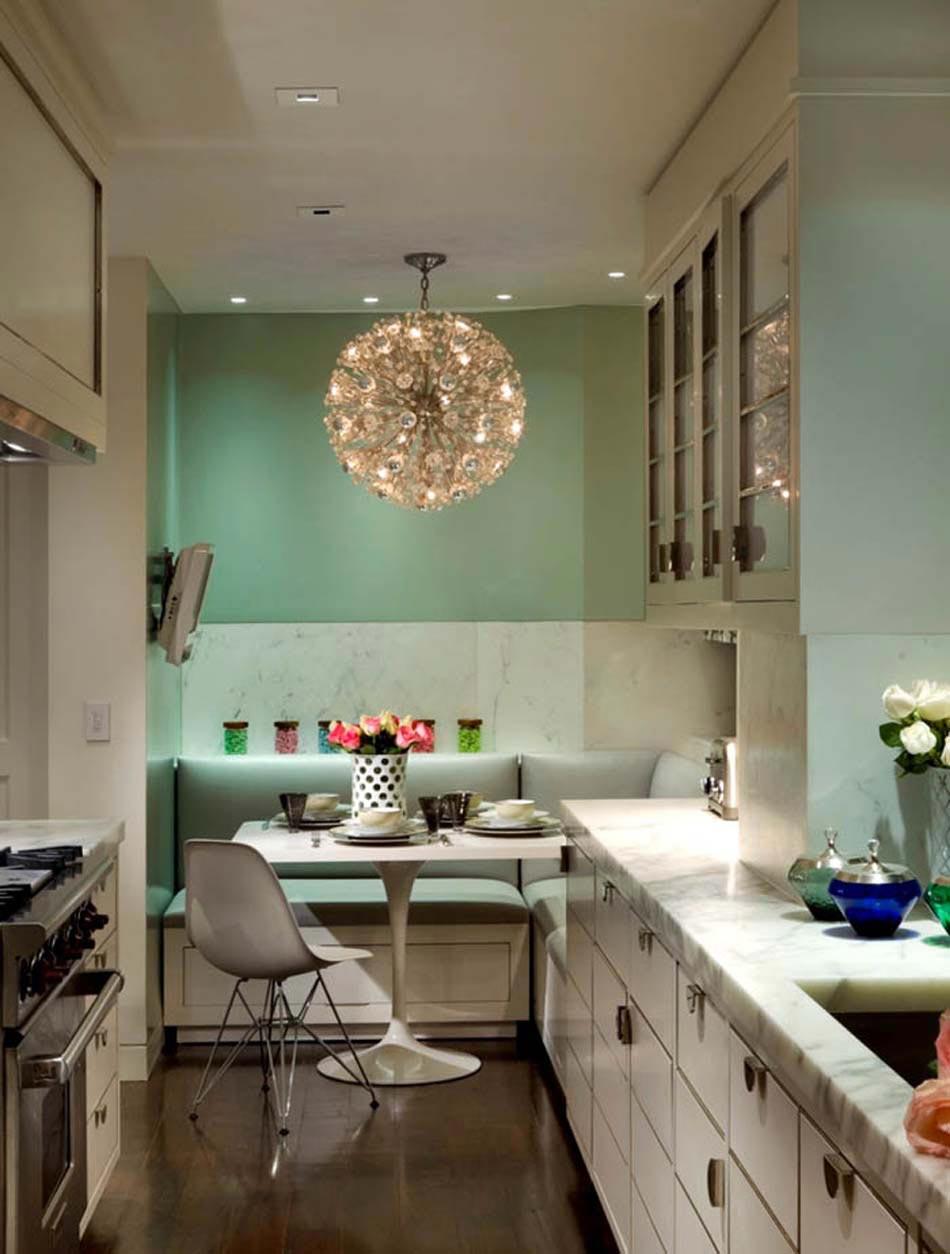15 exemples de petite cuisine pratique et parfaitement agencée ...