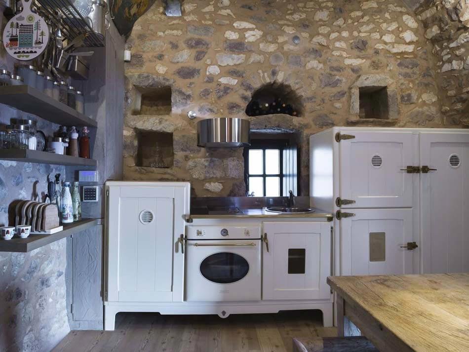 Cuisine Antique Rustique Chambres Du0027hôte Luxe
