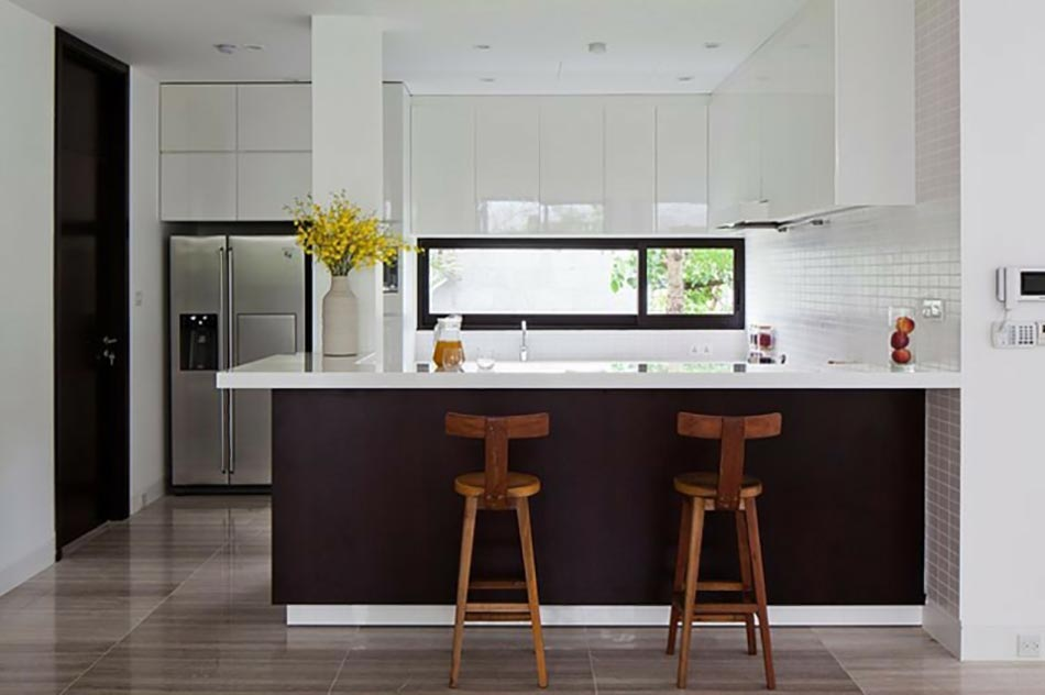 La cuisine moderne et ses visages multiples design feria - Cuisine de luxe americaine ...