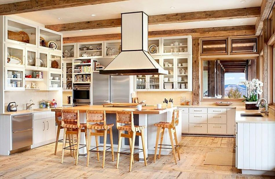 la cuisine moderne et ses visages multiples design feria. Black Bedroom Furniture Sets. Home Design Ideas