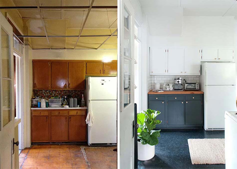 12 exemples avant apr s pour un relooking maisons - Relooker son interieur maison ...