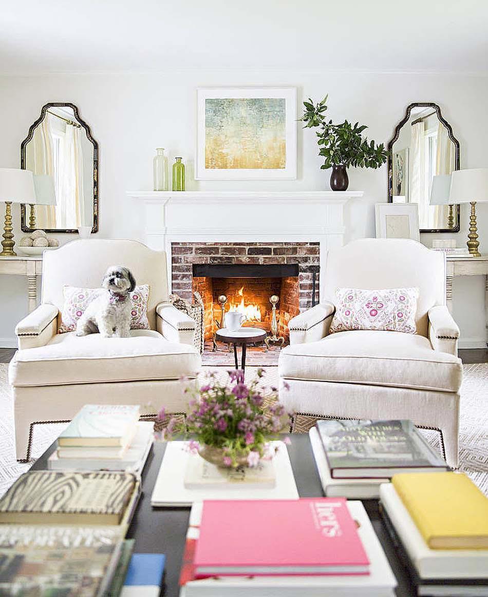 15 astuces d co pour une maison la fois jolie et - Astuce deco pour agrandir une piece ...