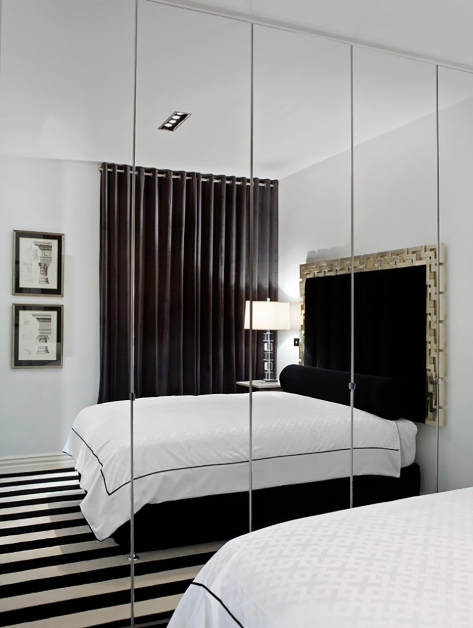 am nager une petite chambre d amis la maison design feria. Black Bedroom Furniture Sets. Home Design Ideas