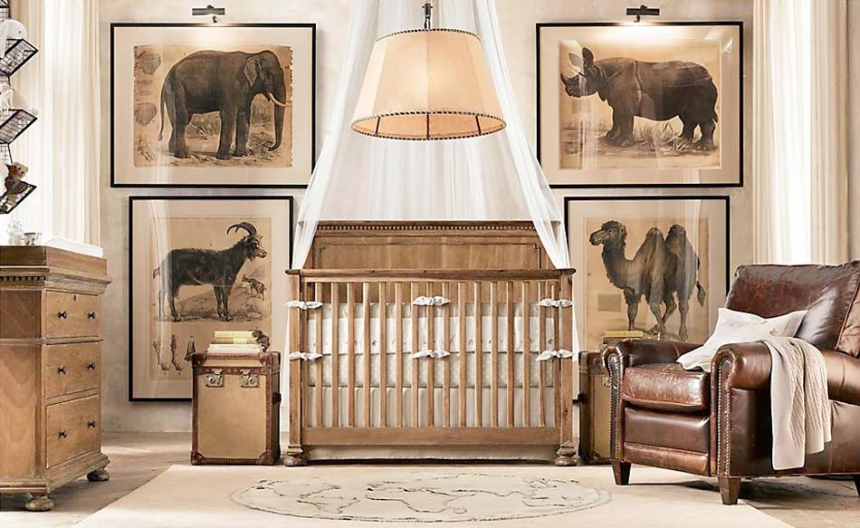 Awesome Dco Chambre Bb Thmatique Influence Par Le Safari Et La Savane With  Deco Original Chambre Bebe