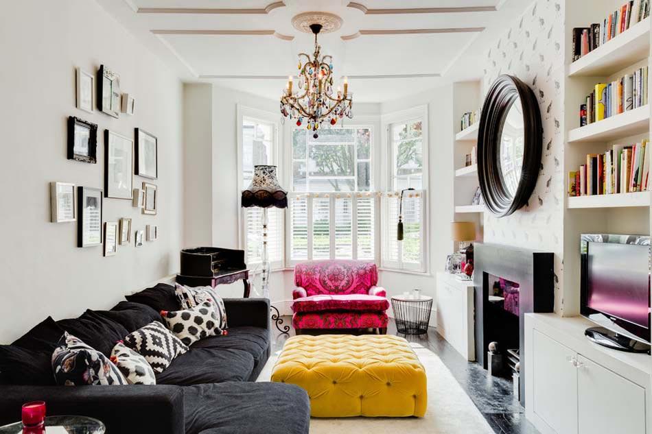 Bien-aimé Le canapé design ou la pièce maitresse du séjour contemporain  LM14