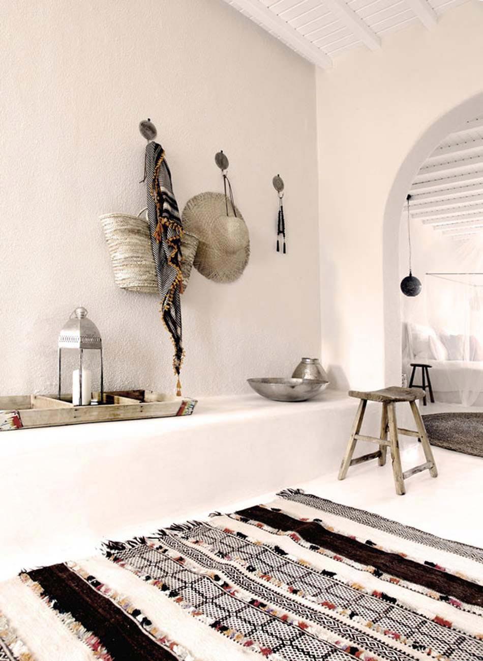 ... Hotel : un paradis minimaliste et idyllique dans les Cyclades  Design