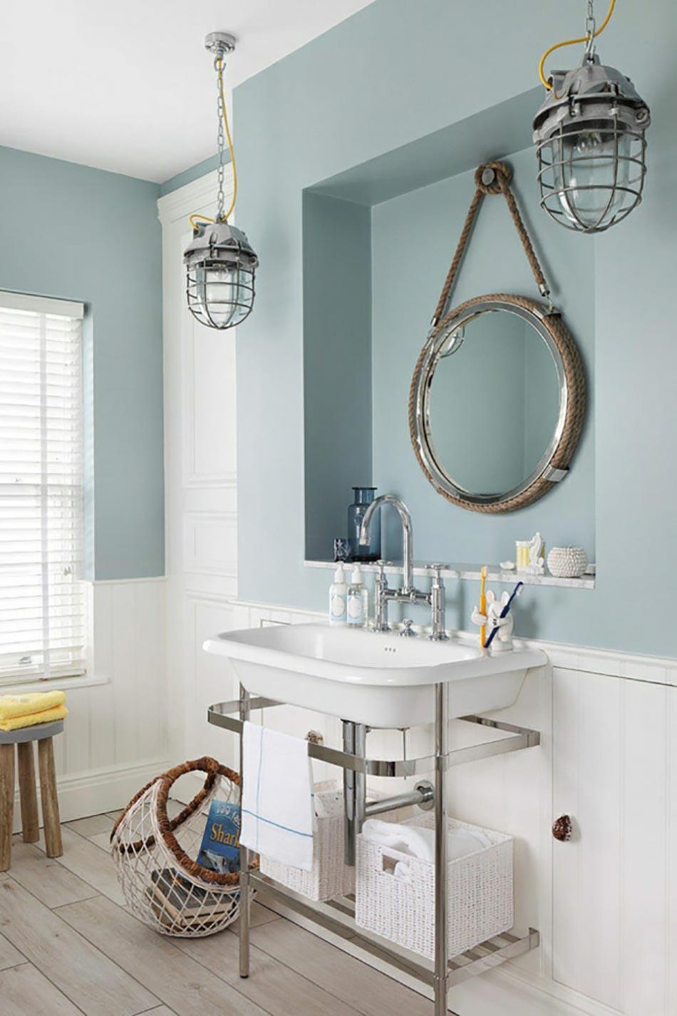 Salle de bain enfant la d coration cr ative design feria for Salle de bain garcon