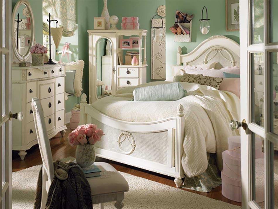 La touche f minine pour une chambre d co unique design feria for Deco chambre girly