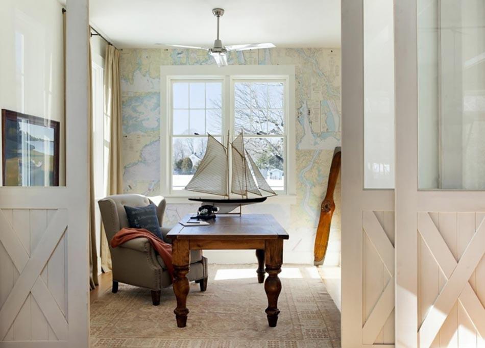 Maisons de vacances la d coration marine cr ative for Accessoire decoration interieur