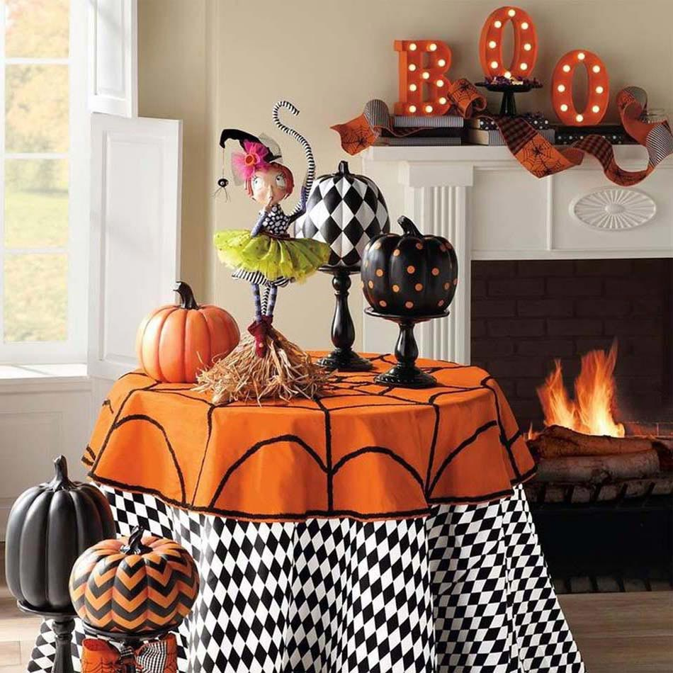 Decoration Interieur Maison Halloween