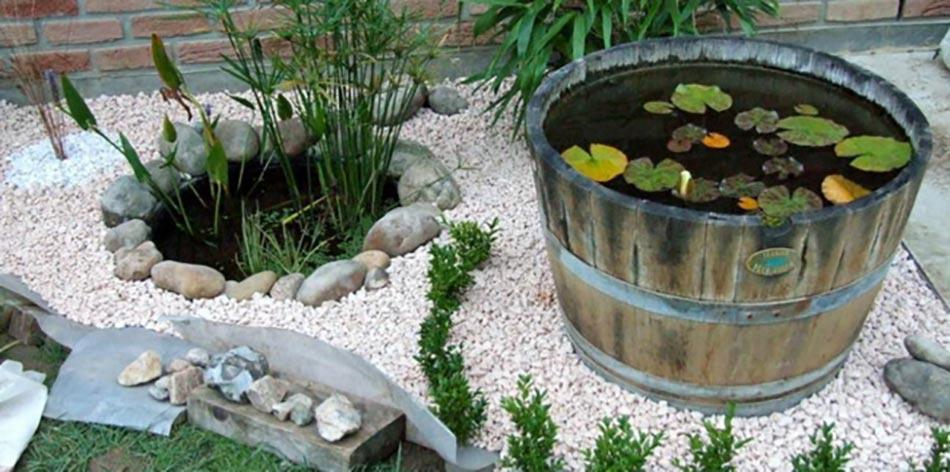 D coration exterieur jardin zen pierre for Bassin exterieur zen