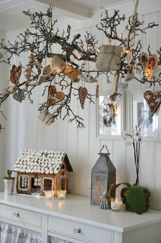 Connu 13 idées déco pour fêter Noël à la scandinave | Design Feria RK09