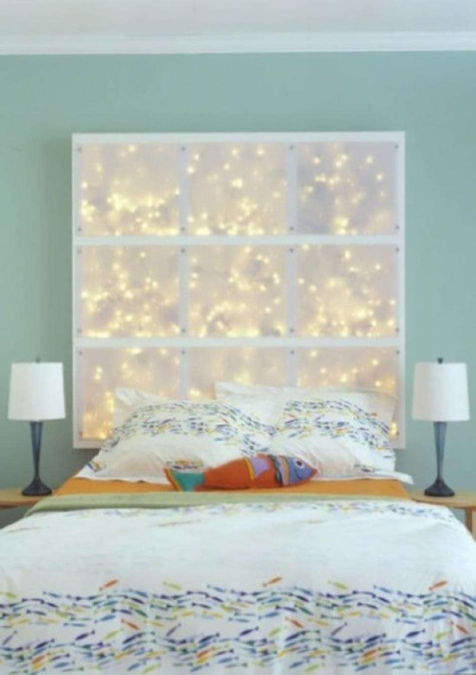 décoration de Noël pour une chambre sympa  Design Feria