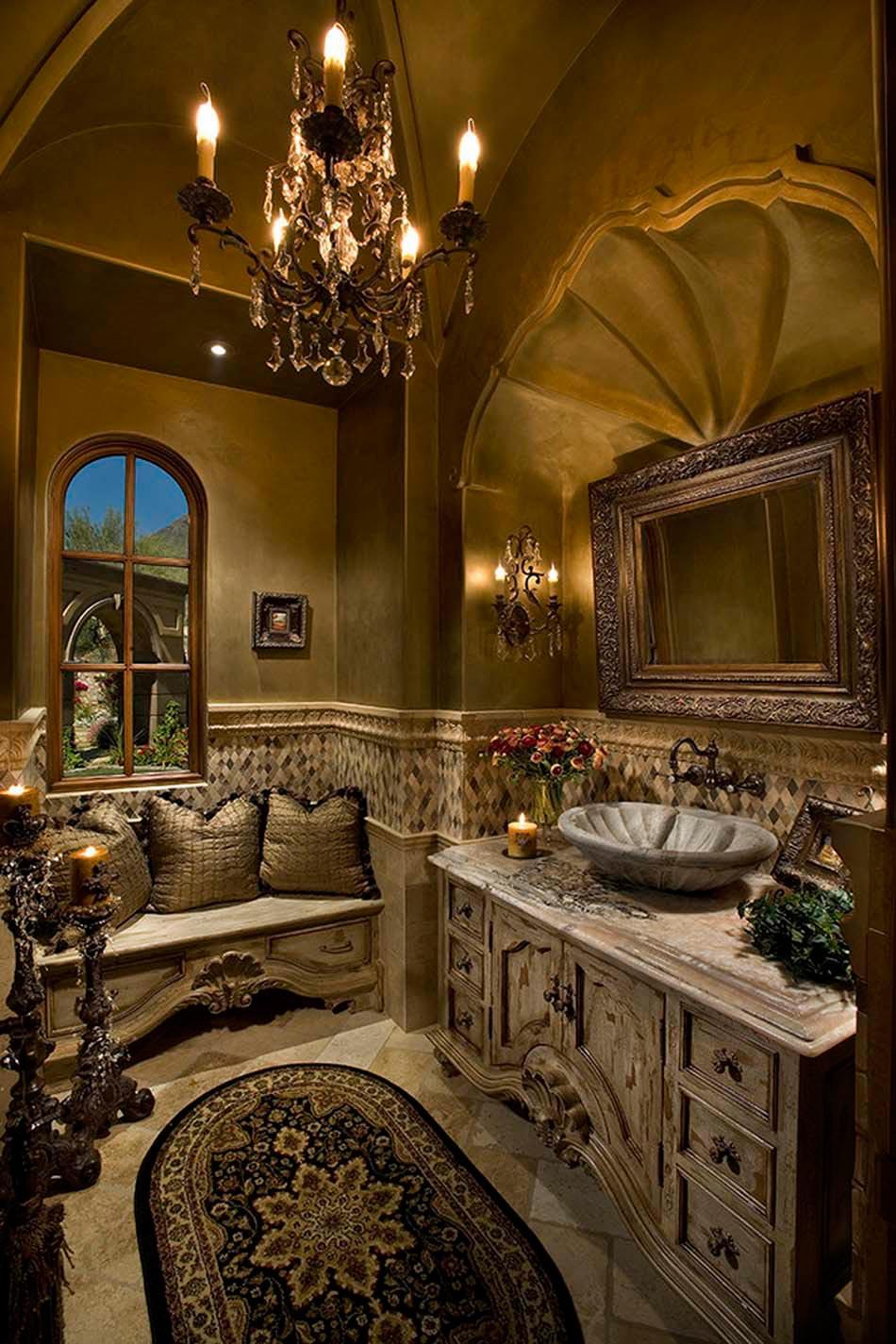 Ides De Dcoration Inspirantes Pour Rendre Nos Toilettes