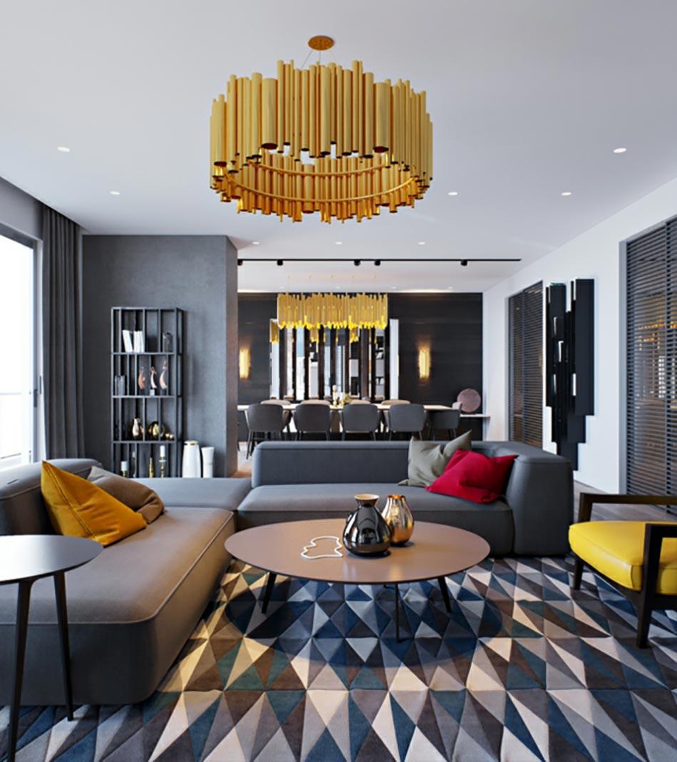 50 nuances de gris pour une maison design design feria for Deco couleur