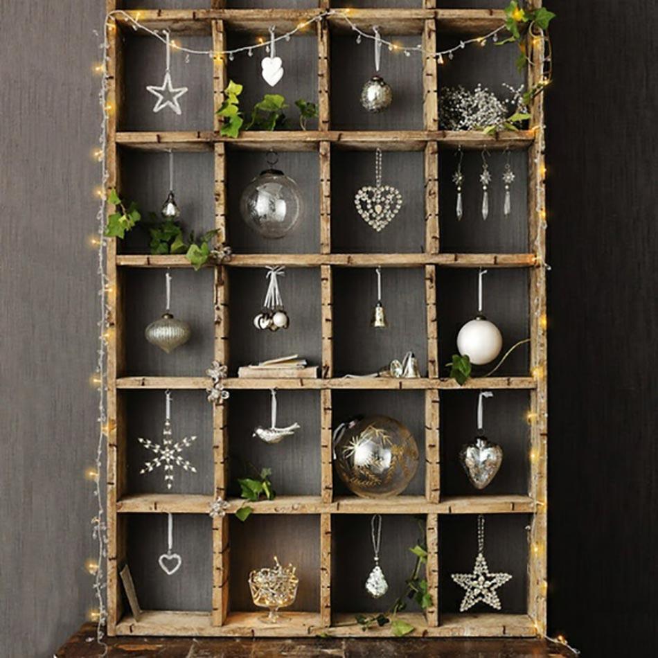 Des Idées Déco Pour Votre Balcon: 13 Idées Déco Pour Fêter Noël à La Scandinave