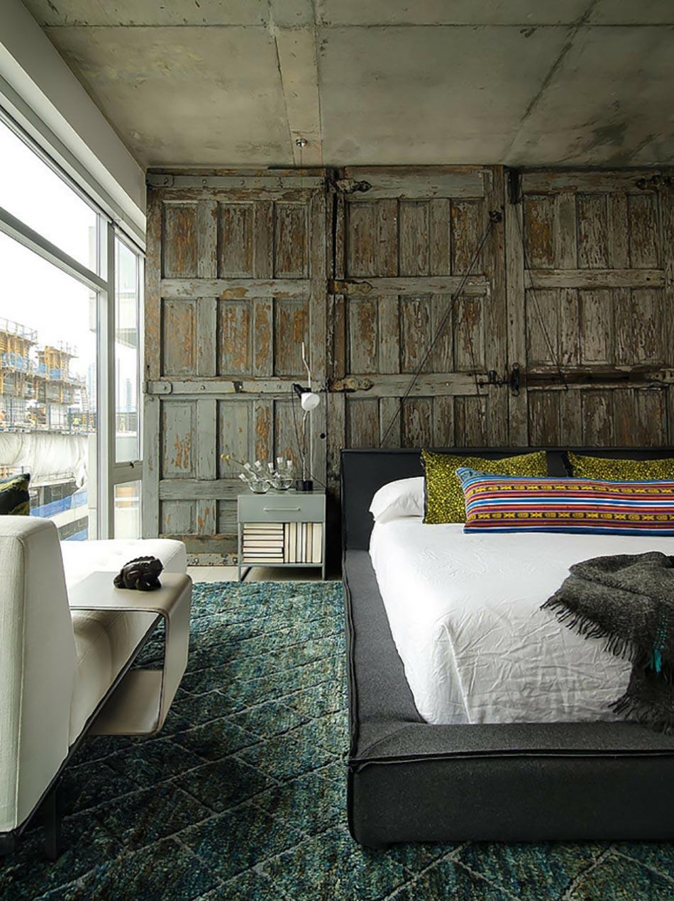 d coration sur les murs pour une chambre tr s design