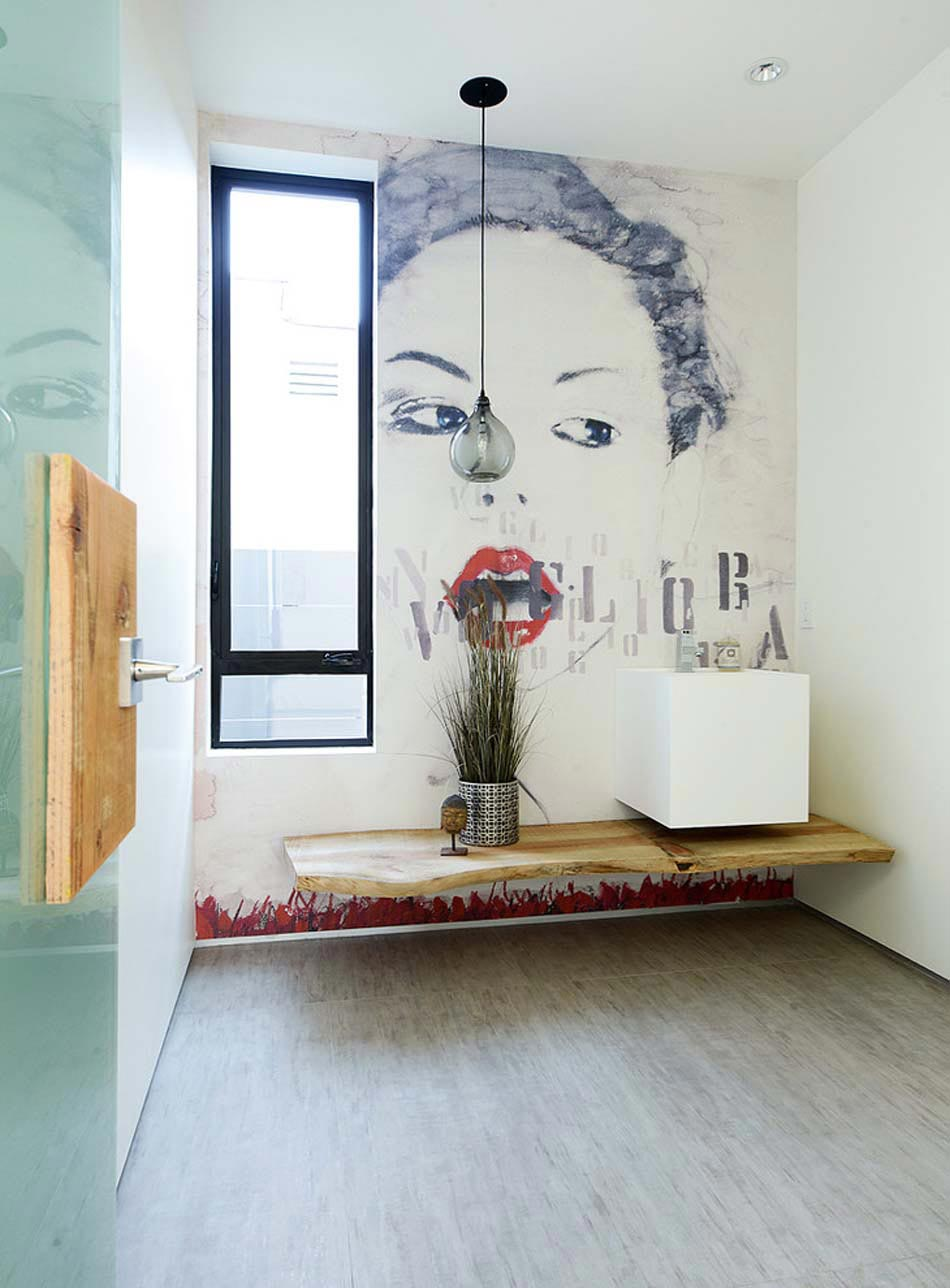 Id es de d coration inspirantes pour rendre nos toilettes - Deco toilettes zen ...
